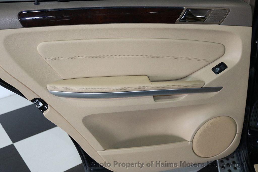 2012 Mercedes-Benz GL-Class GL450 4MATIC - 17514497 - 13