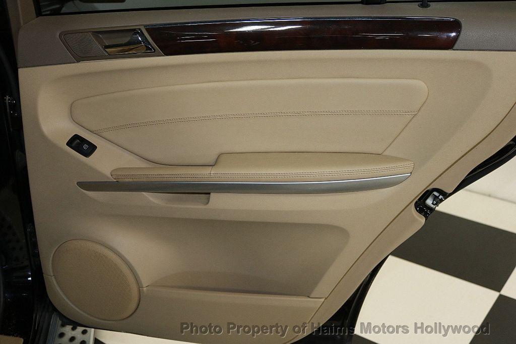 2012 Mercedes-Benz GL-Class GL450 4MATIC - 17514497 - 14