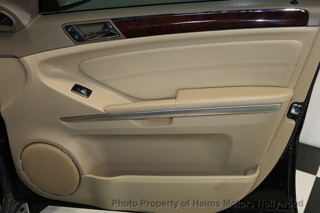 2012 Mercedes-Benz GL-Class GL450 4MATIC - 17514497 - 15