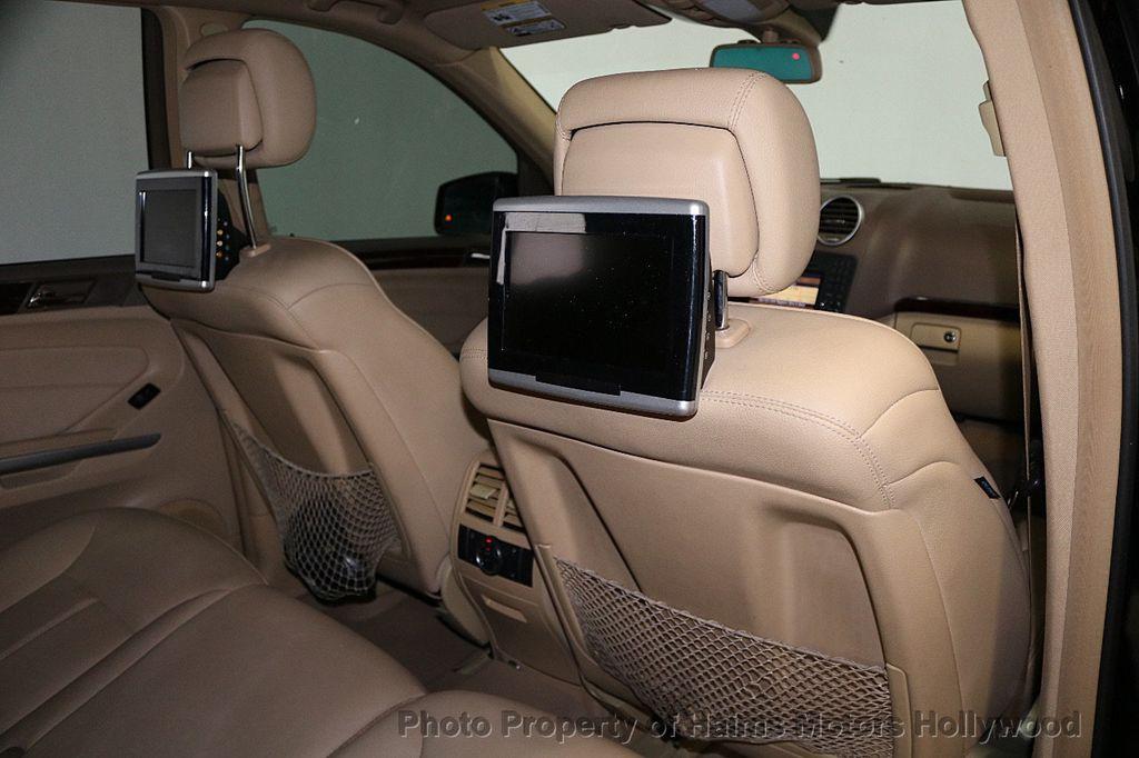 2012 Mercedes-Benz GL-Class GL450 4MATIC - 17514497 - 19