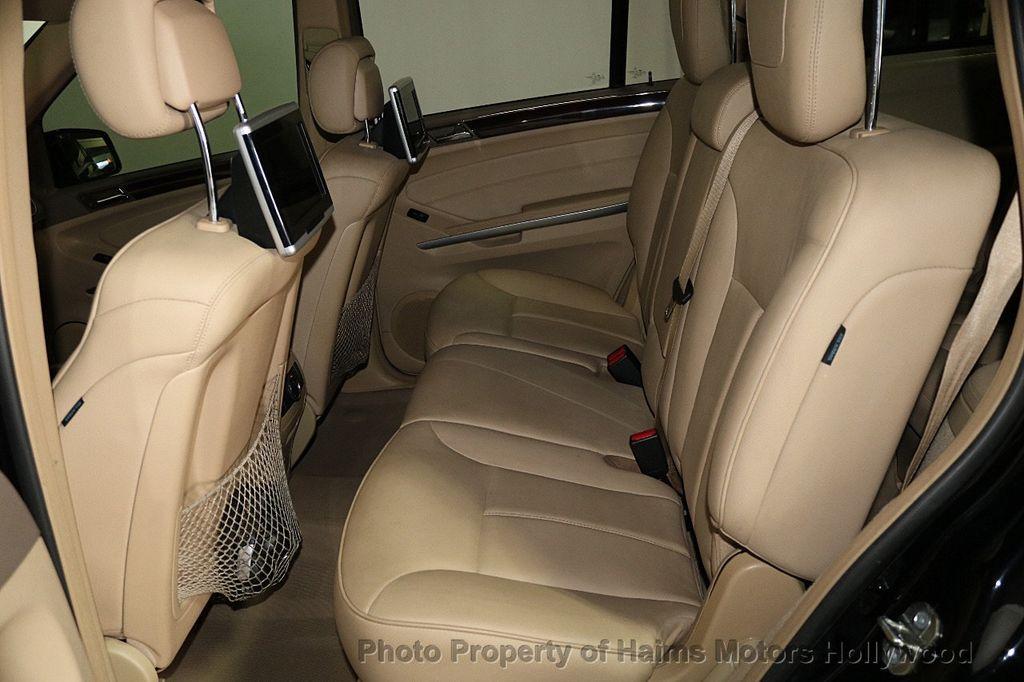 2012 Mercedes-Benz GL-Class GL450 4MATIC - 17514497 - 22