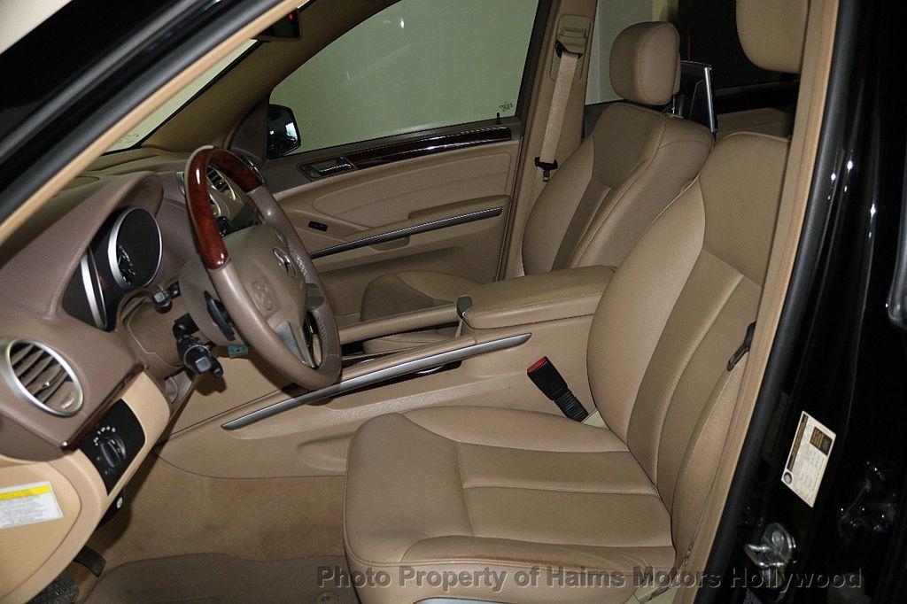 2012 Mercedes-Benz GL-Class GL450 4MATIC - 17514497 - 24