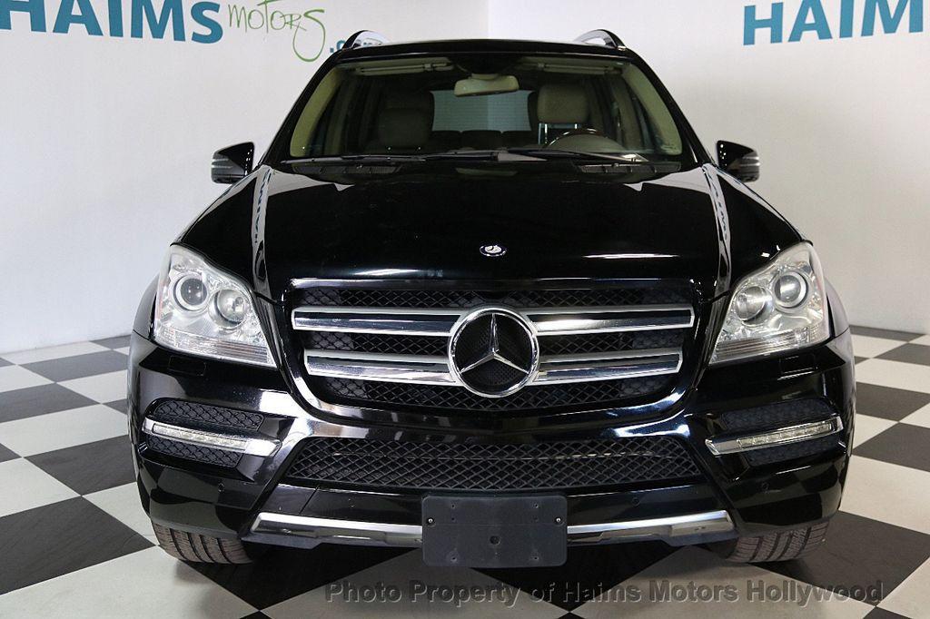 2012 Mercedes-Benz GL-Class GL450 4MATIC - 17514497 - 2