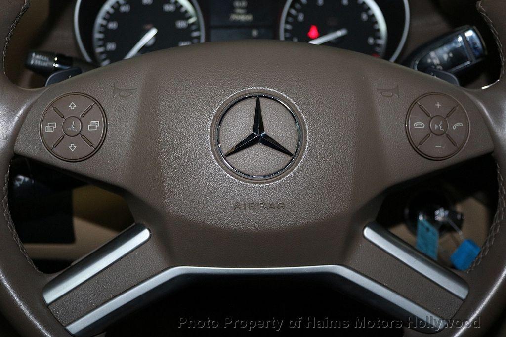 2012 Mercedes-Benz GL-Class GL450 4MATIC - 17514497 - 34