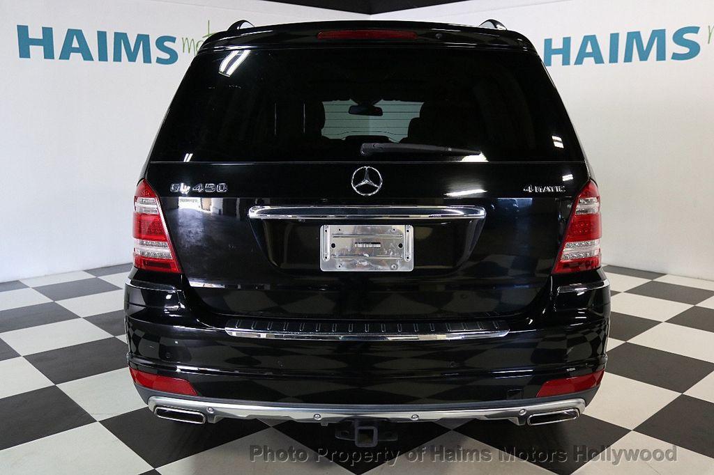 2012 Mercedes-Benz GL-Class GL450 4MATIC - 17514497 - 5