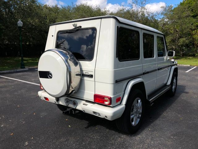 2012 Mercedes-Benz G-Class G550 - Click to see full-size photo viewer