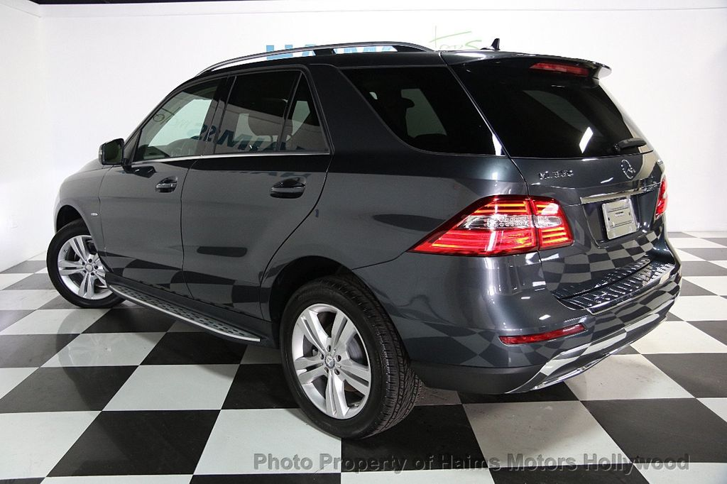 2012 used mercedes benz m class 4matic 4dr ml 350 at haims