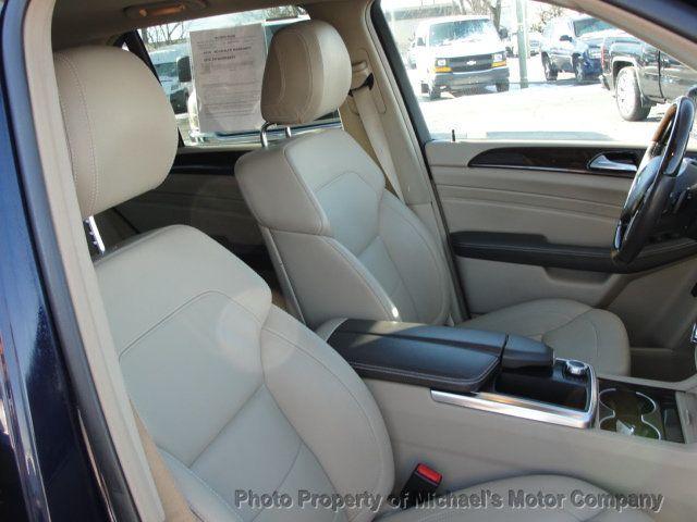 2012 Mercedes Benz M Class 4MATIC 4dr ML 350