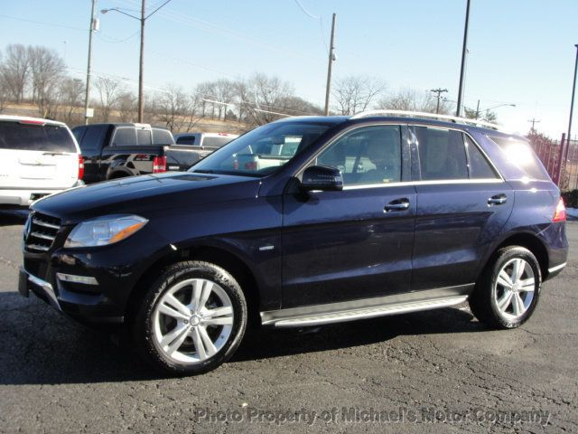 2012 Mercedes-Benz M-Class ML 350, 4MATIC, LEATHER, SUNROOF, NAV, BACK UP CAM, HEATED SEATS - 17226835 - 10