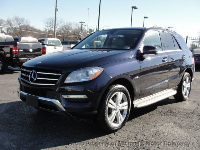 2012 Mercedes-Benz M-Class ML 350, 4MATIC, LEATHER, SUNROOF, NAV, BACK UP CAM, HEATED SEATS - 17226835 - 11