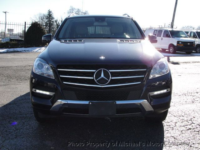 2012 Mercedes-Benz M-Class ML 350, 4MATIC, LEATHER, SUNROOF, NAV, BACK UP CAM, HEATED SEATS - 17226835 - 12