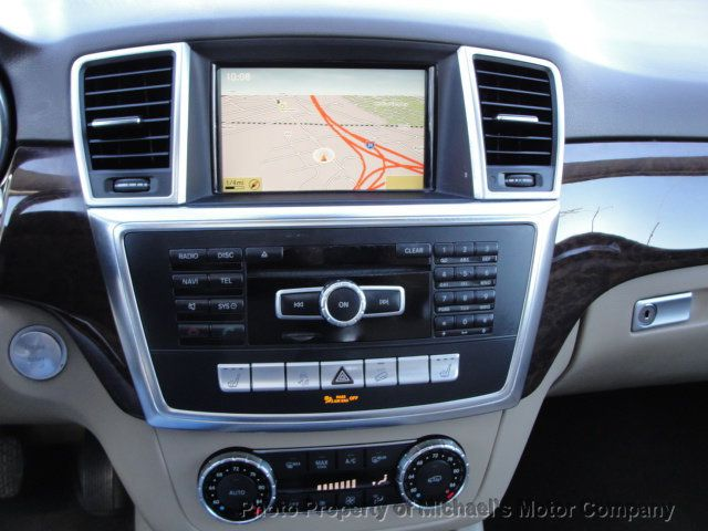 2012 Mercedes-Benz M-Class ML 350, 4MATIC, LEATHER, SUNROOF, NAV, BACK UP CAM, HEATED SEATS - 17226835 - 38