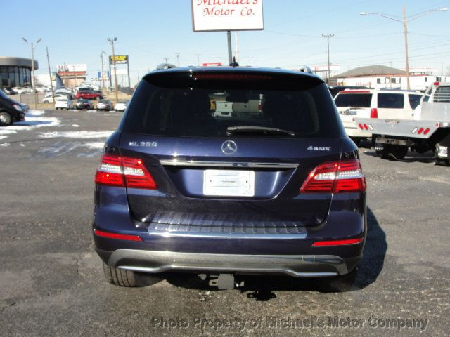 2012 Mercedes-Benz M-Class ML 350, 4MATIC, LEATHER, SUNROOF, NAV, BACK UP CAM, HEATED SEATS - 17226835 - 6