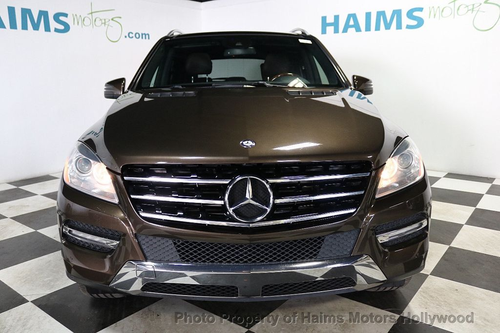 2012 Mercedes-Benz M-Class ML350 BlueTEC - 18574874 - 2