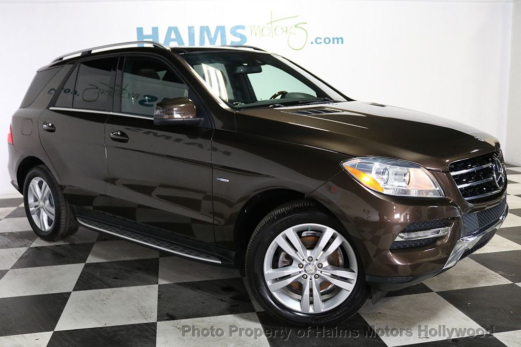 2012 Mercedes-Benz M-Class ML350 BlueTEC - 18574874 - 3