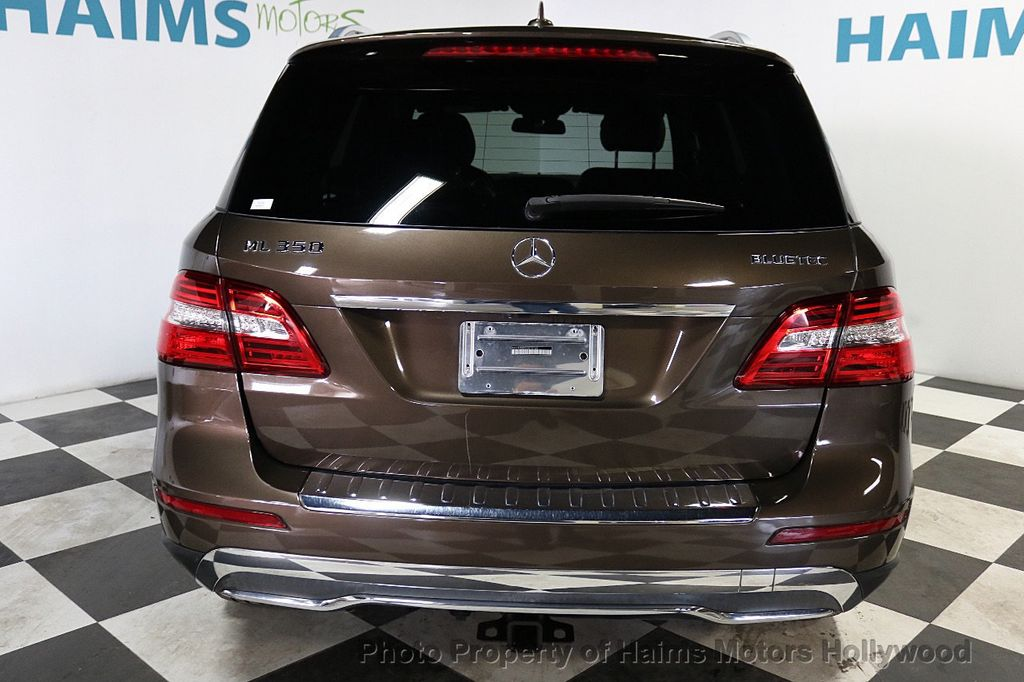2012 Mercedes-Benz M-Class ML350 BlueTEC - 18574874 - 5