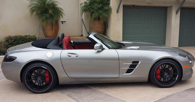 2012 Mercedes-Benz SLS AMG 2dr Roadster SLS AMG - 15792314 - 38