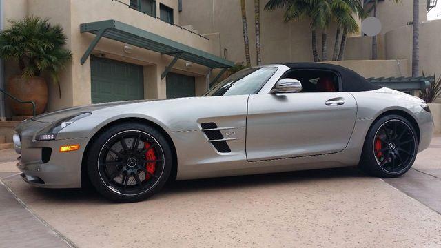 2012 Mercedes-Benz SLS AMG 2dr Roadster SLS AMG - 15792314 - 41