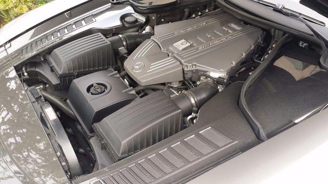 2012 Mercedes-Benz SLS AMG 2dr Roadster SLS AMG - 15792314 - 46