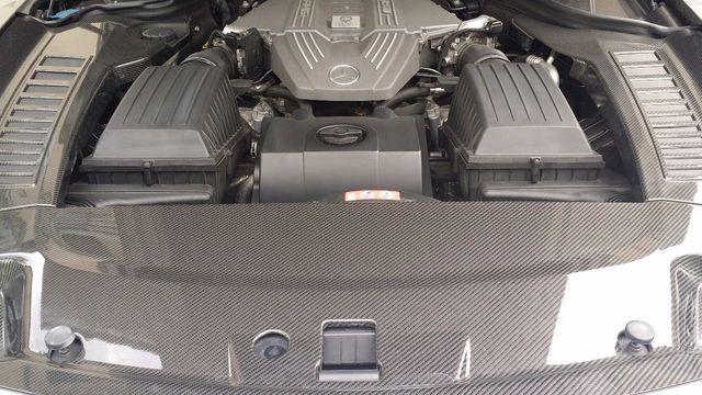 2012 Mercedes-Benz SLS AMG 2dr Roadster SLS AMG - 15792314 - 48