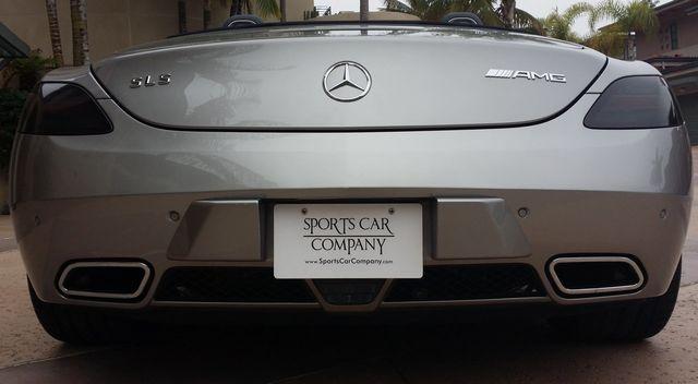 2012 Mercedes-Benz SLS AMG 2dr Roadster SLS AMG - 15792314 - 49