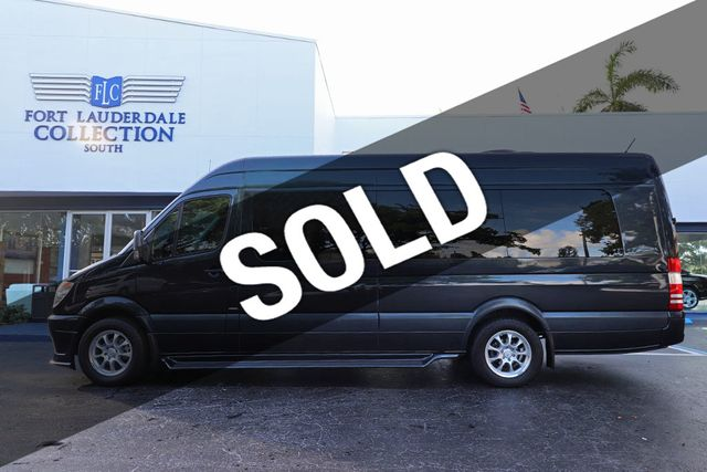 2012 Mercedes-Benz Sprinter 2500 EXT Executive Transport / Limo