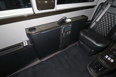 2012 Mercedes-Benz Sprinter 2500 EXT Executive Transport / Limo - Click to see full-size photo viewer