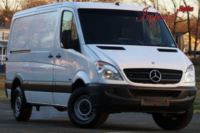 2012 Used Mercedes-Benz Sprinter Cargo Vans 2500 144