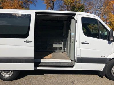 """2012 Mercedes-Benz Sprinter Cargo Vans 2500 144"""" - Click to see full-size photo viewer"""