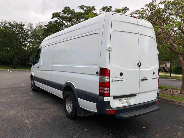 2012 Used Mercedes Benz Sprinter Cargo Vans 3500 170 Ext At A