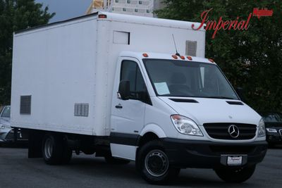 """2012 Mercedes-Benz Sprinter Chassis-Cabs 2WD Reg Cab 144"""" WB - Click to see full-size photo viewer"""