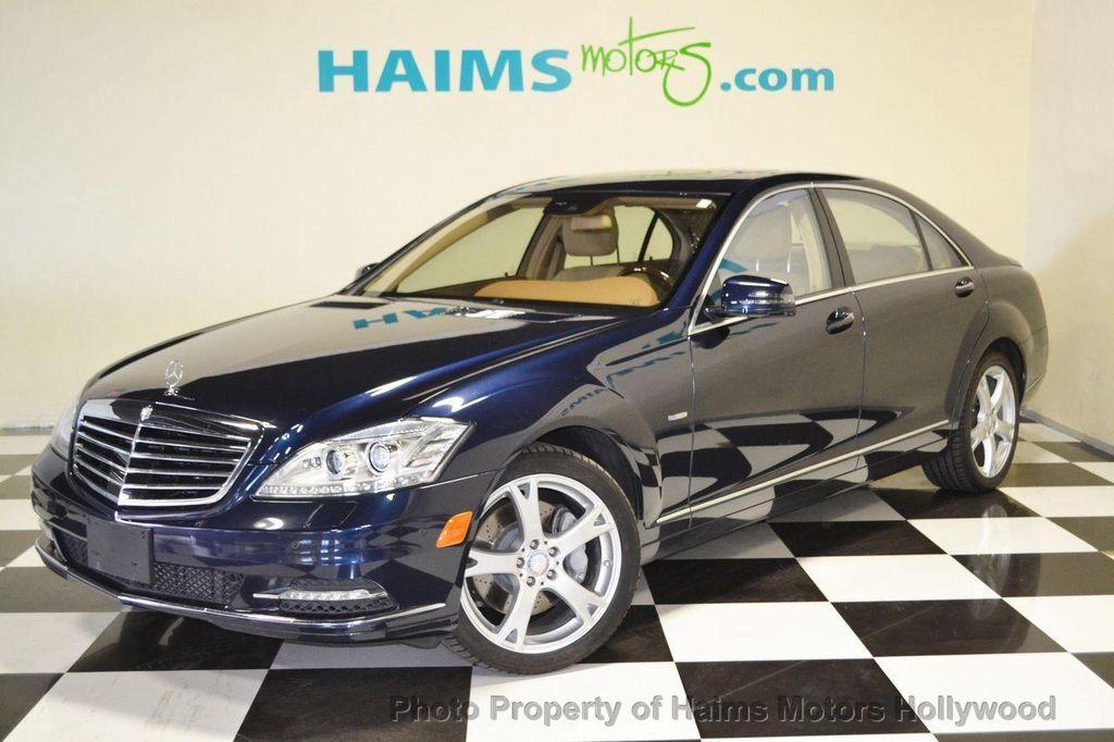 2012 used mercedes benz s class 4dr sedan s350 bluetec 4matic at haims motors serving fort. Black Bedroom Furniture Sets. Home Design Ideas
