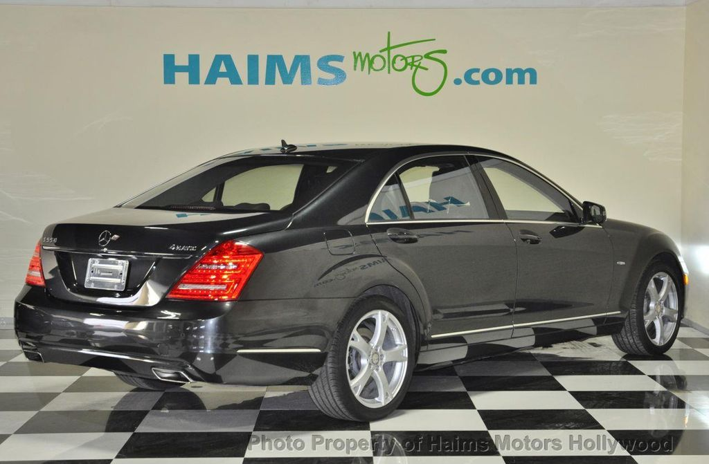 2012 used mercedes benz s class 4dr sedan s550 4matic at for Mercedes benz s550 price 2012