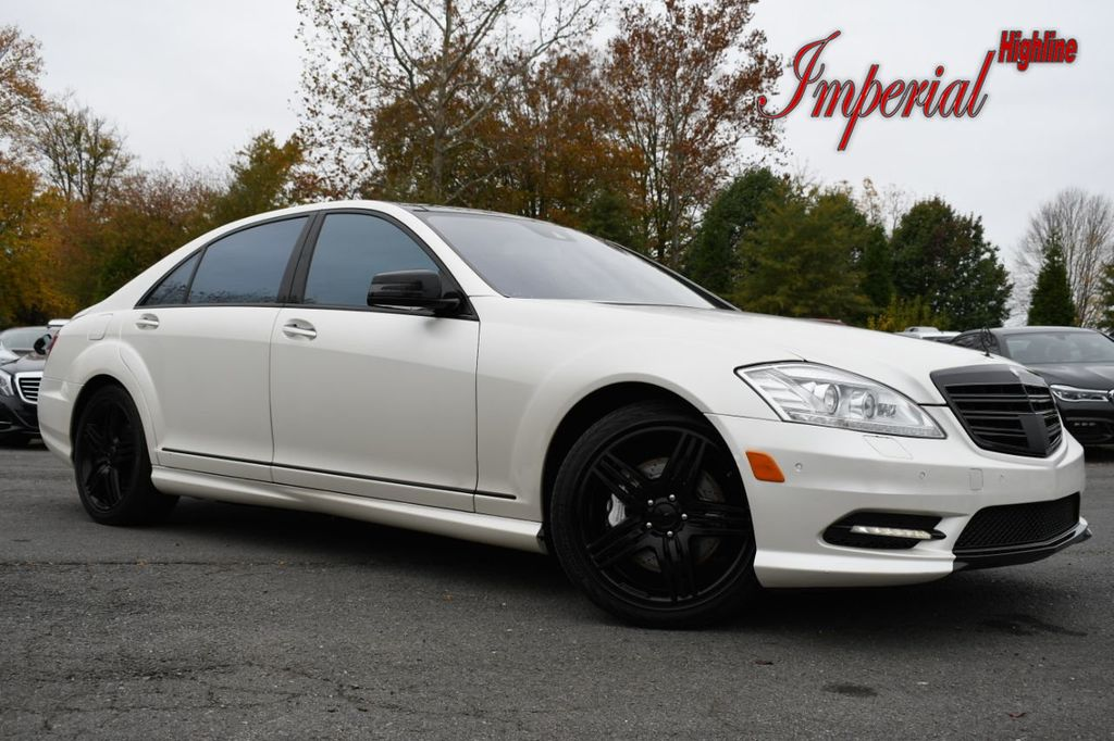 2012 Mercedes-Benz S-Class 4dr Sedan S 550 4MATIC - 19491769 - 0