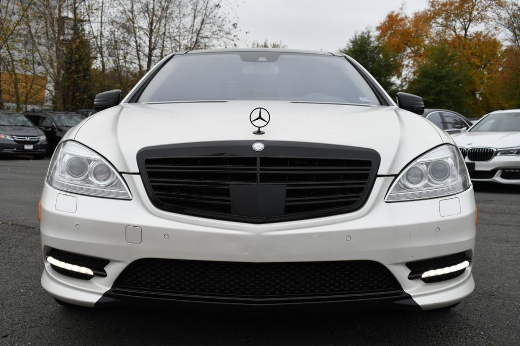 2012 Mercedes-Benz S-Class 4dr Sedan S 550 4MATIC - 19491769 - 1