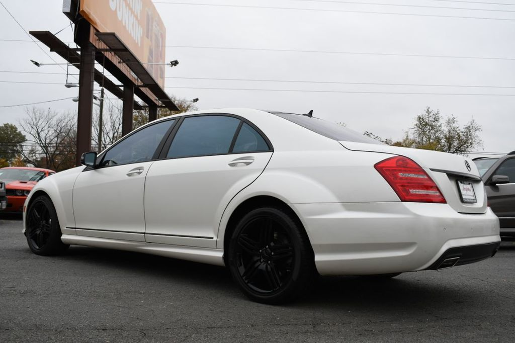 2012 Mercedes-Benz S-Class 4dr Sedan S 550 4MATIC - 19491769 - 3