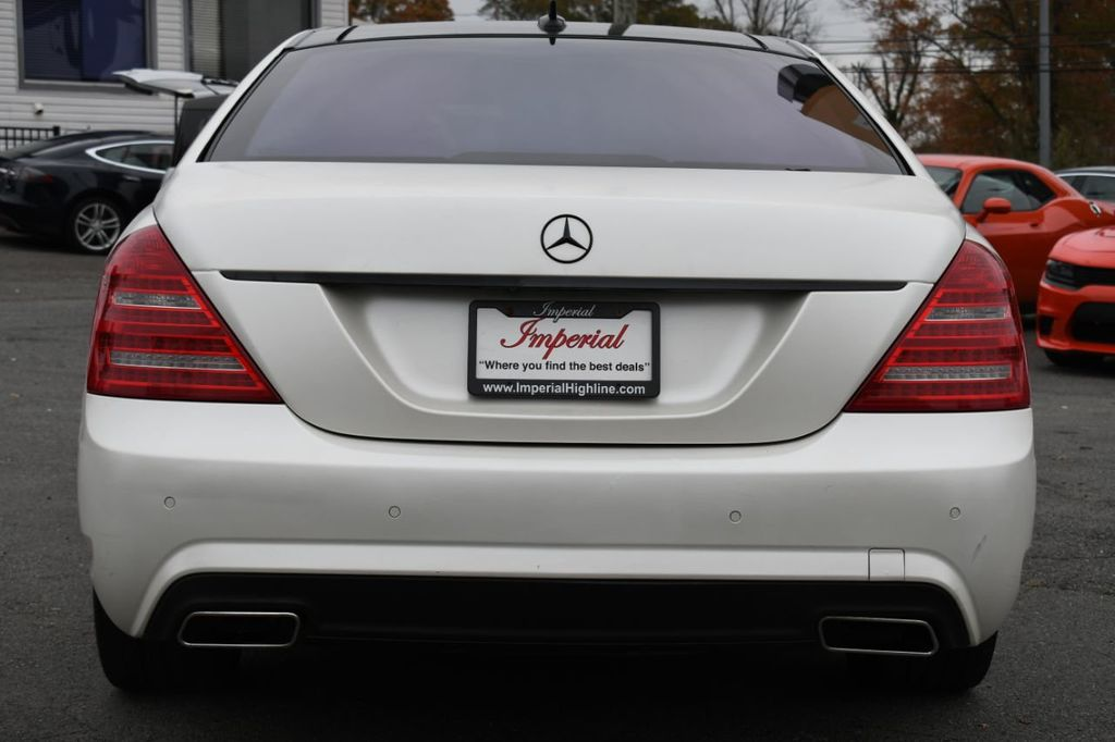 2012 Mercedes-Benz S-Class 4dr Sedan S 550 4MATIC - 19491769 - 4