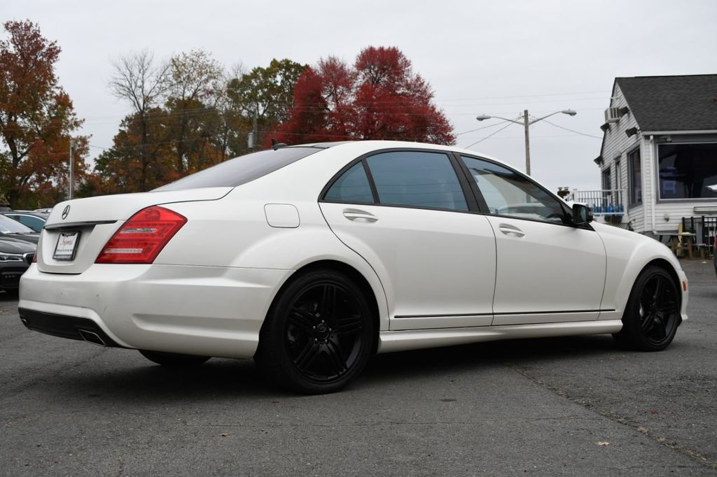 2012 Mercedes-Benz S-Class 4dr Sedan S 550 4MATIC - 19491769 - 5