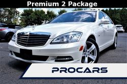 2012 Mercedes-Benz S-Class - WDDNG9EB5CA423127