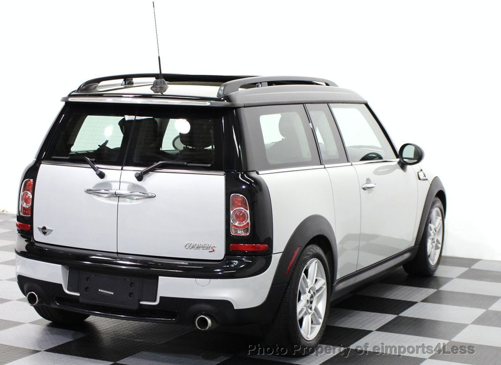 2012 used mini cooper clubman certified mini clubman s. Black Bedroom Furniture Sets. Home Design Ideas