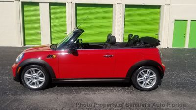 Used Mini Cooper Convertible >> Used Mini Cooper Convertible At Samuel S Auto Florida