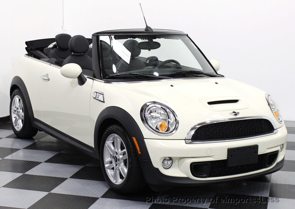 2012 used mini cooper convertible certified cooper s. Black Bedroom Furniture Sets. Home Design Ideas