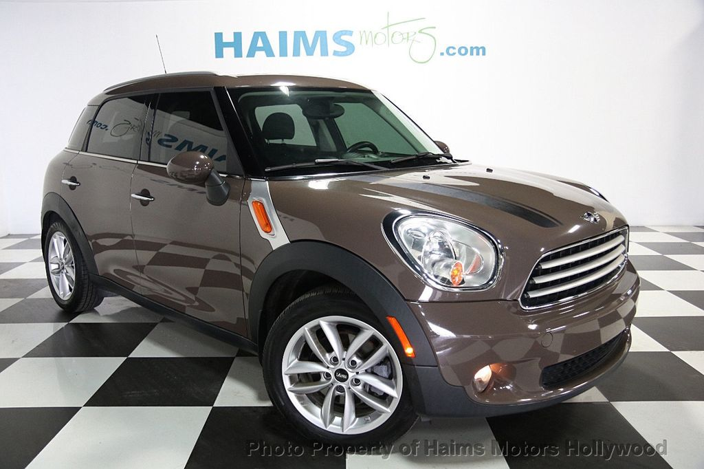 2012 used mini cooper countryman at haims motors hollywood. Black Bedroom Furniture Sets. Home Design Ideas