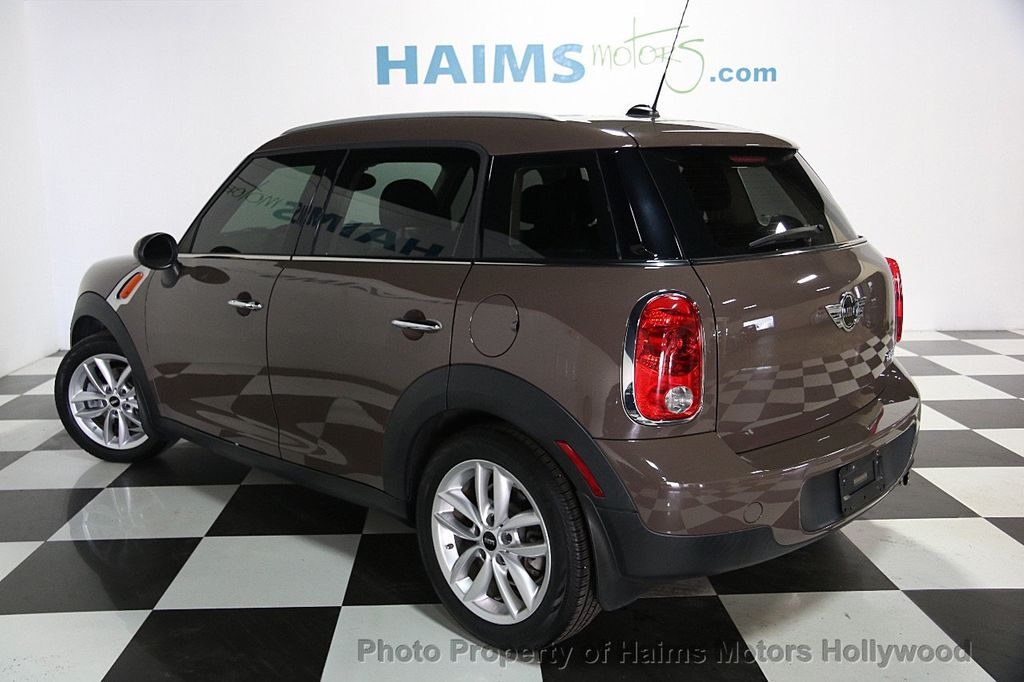 2012 used mini cooper countryman at haims motors serving. Black Bedroom Furniture Sets. Home Design Ideas