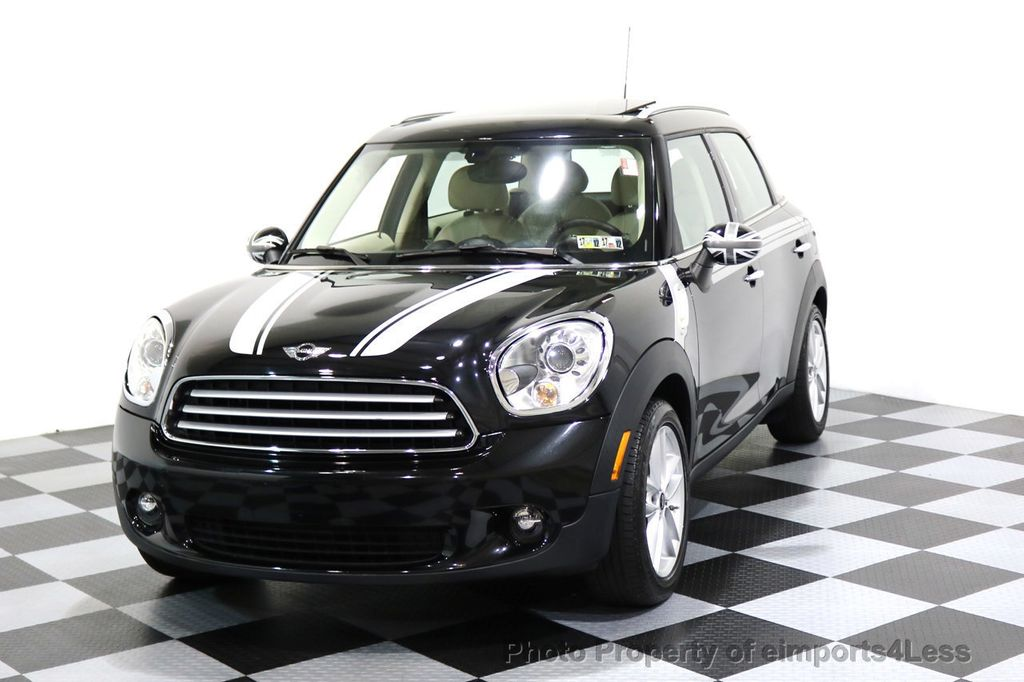 2012 MINI Cooper Countryman CERTIFIED  COUNTRYMAN 6 SPEED PANO NAVIGATION - 17103140 - 13