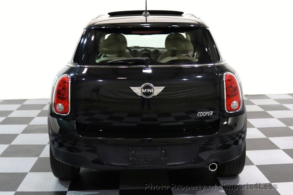 2012 MINI Cooper Countryman CERTIFIED  COUNTRYMAN 6 SPEED PANO NAVIGATION - 17103140 - 16