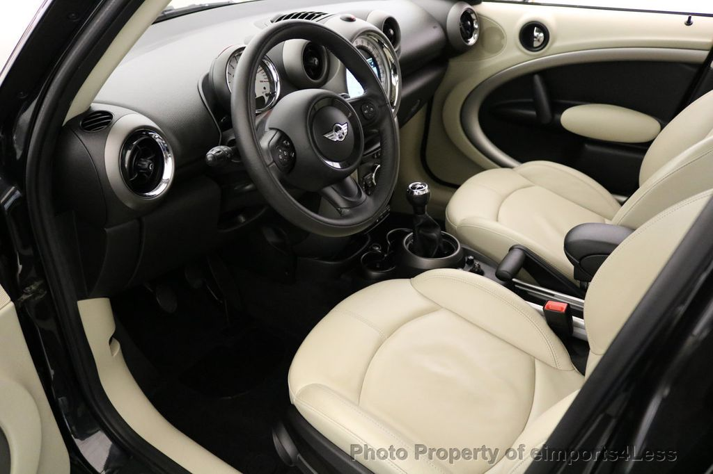 2012 MINI Cooper Countryman CERTIFIED  COUNTRYMAN 6 SPEED PANO NAVIGATION - 17103140 - 23