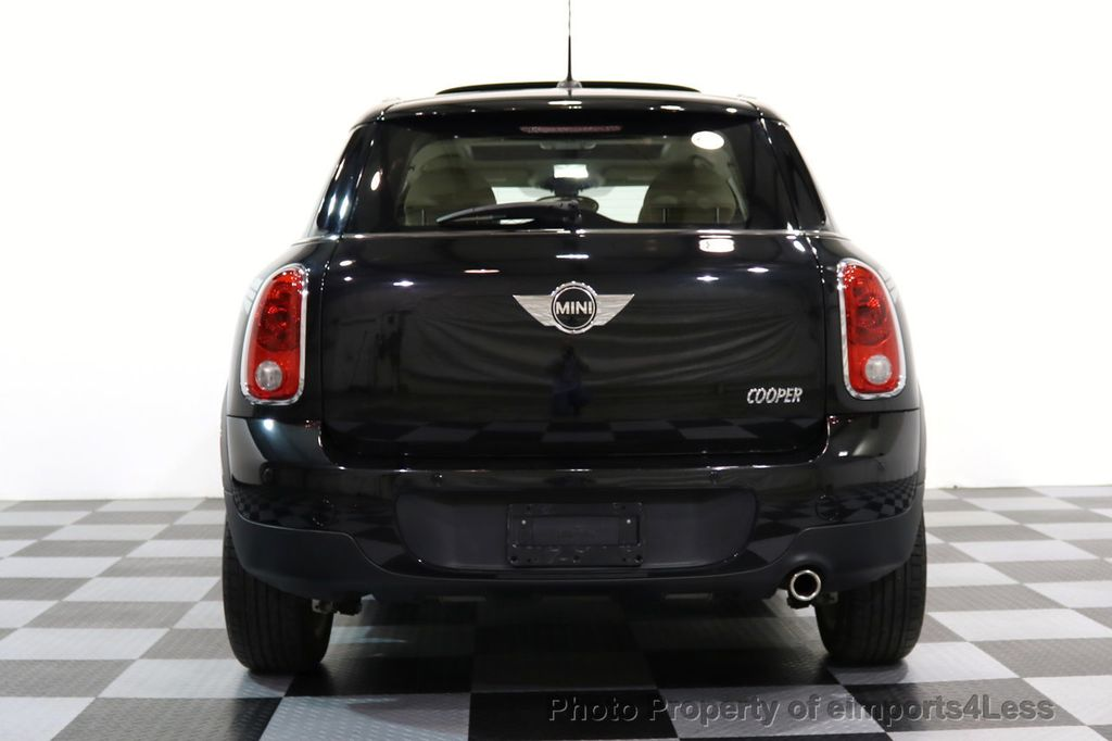 2012 MINI Cooper Countryman CERTIFIED  COUNTRYMAN 6 SPEED PANO NAVIGATION - 17103140 - 27