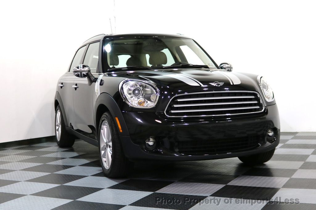 2012 MINI Cooper Countryman CERTIFIED  COUNTRYMAN 6 SPEED PANO NAVIGATION - 17103140 - 41