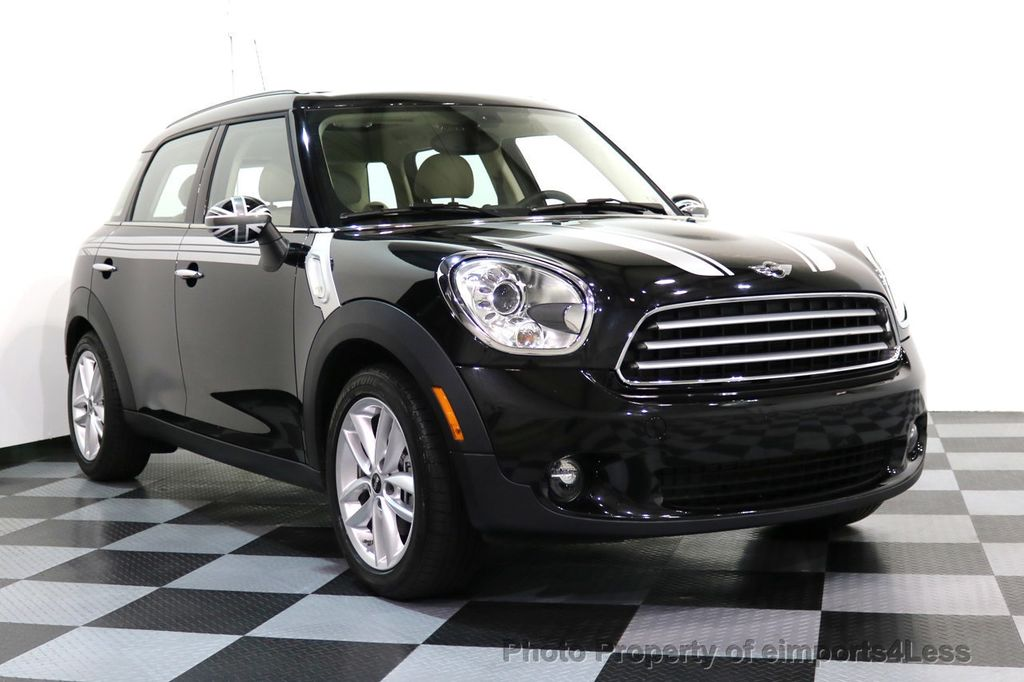 2012 MINI Cooper Countryman CERTIFIED  COUNTRYMAN 6 SPEED PANO NAVIGATION - 17103140 - 47